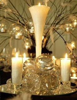 Extraordinary Winter Table Decoration You Can Make 22