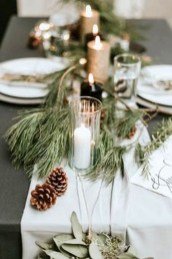 Extraordinary Winter Table Decoration You Can Make 38