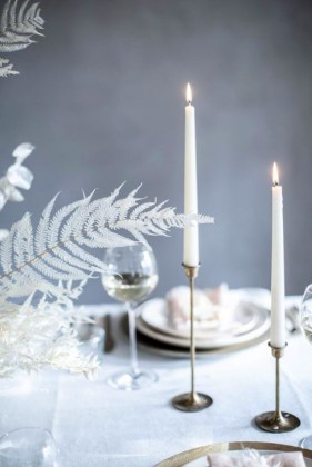 Extraordinary Winter Table Decoration You Can Make 43