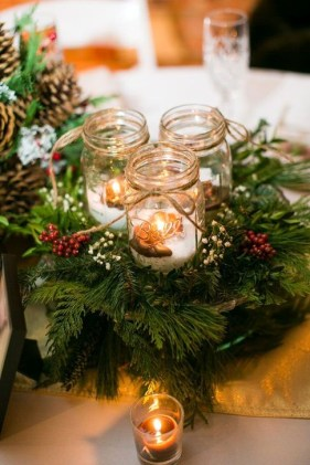 Extraordinary Winter Table Decoration You Can Make 44