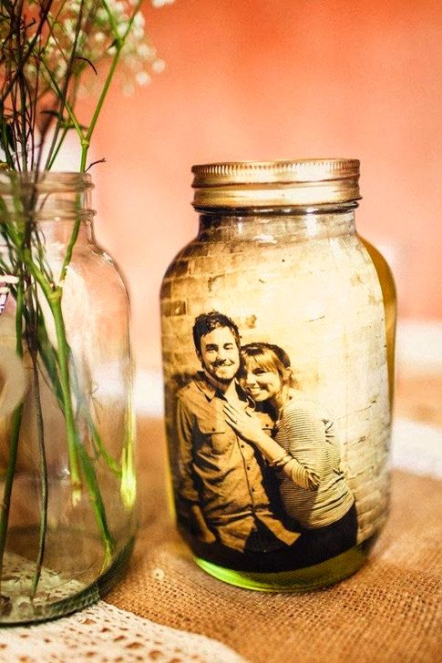 Fabulous Valentines Day Mason Jar Decor Ideas 01