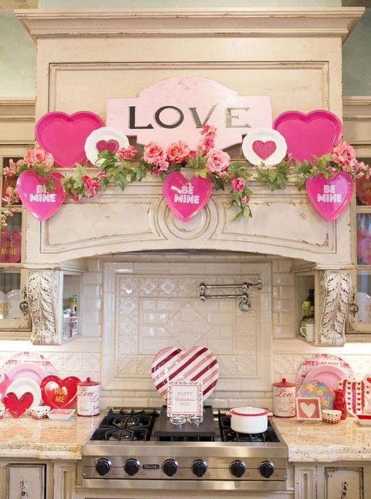 Fantastic DIY Valentines Day Decoration Ideas 10