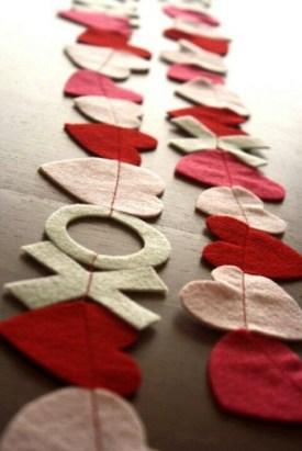 Fantastic DIY Valentines Day Decoration Ideas 19