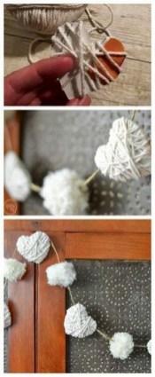 Fantastic DIY Valentines Day Decoration Ideas 29