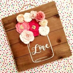 Fantastic DIY Valentines Day Decoration Ideas 35