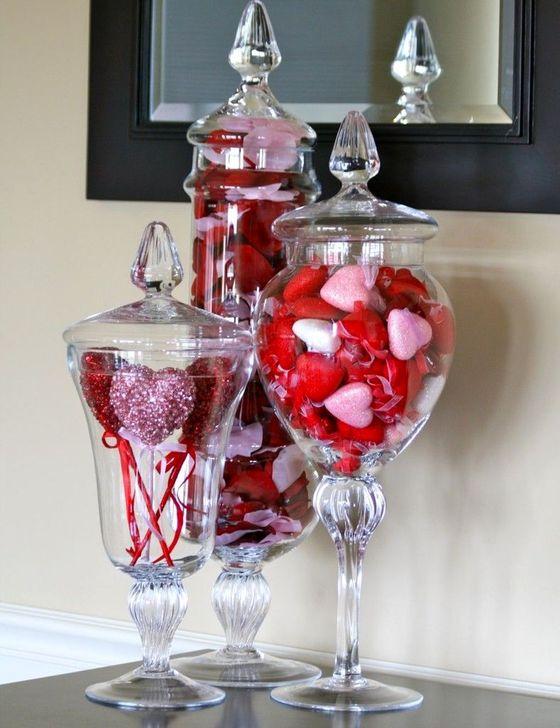 Fantastic DIY Valentines Day Decoration Ideas 44