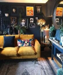 Gorgeous Winter Family Room Design Ideas 03