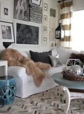 Gorgeous Winter Family Room Design Ideas 09
