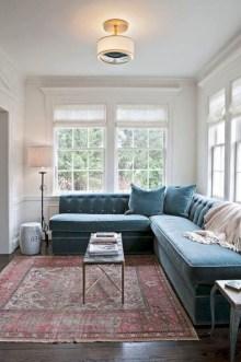 Gorgeous Winter Family Room Design Ideas 30