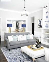 Gorgeous Winter Family Room Design Ideas 39