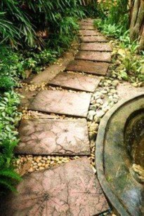 Innovative Stepping Stone Pathway Decor For Your Garden 03
