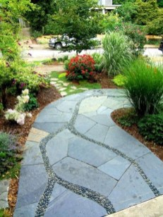 Innovative Stepping Stone Pathway Decor For Your Garden 05