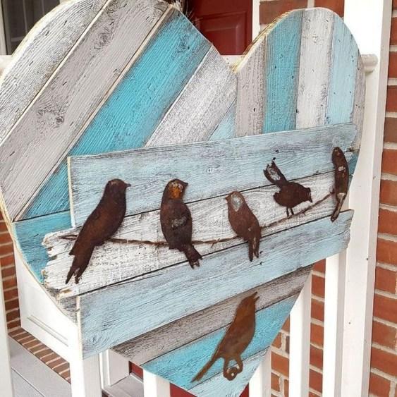 Inspiring Farmhouse Style Valentines Day Decor Ideas 07