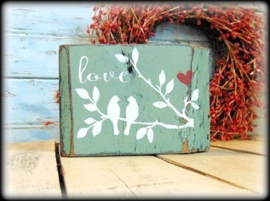 Inspiring Farmhouse Style Valentines Day Decor Ideas 15