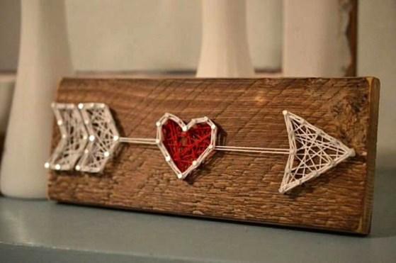 Inspiring Farmhouse Style Valentines Day Decor Ideas 24