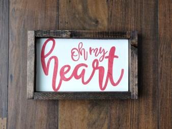 Inspiring Farmhouse Style Valentines Day Decor Ideas 28
