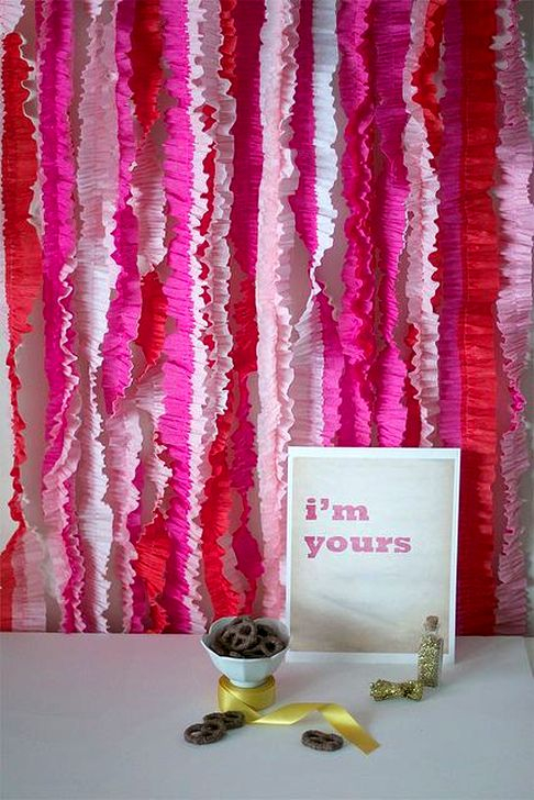 Lovely Backdrop For Valentines Day Photo Booth 21