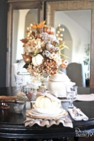 Neutral Winter Decoration Ideas For Your Home 23