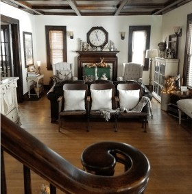 Neutral Winter Decoration Ideas For Your Home 32