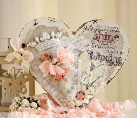 Romantic Home Decoration Ideas For Your Valentines Day 02