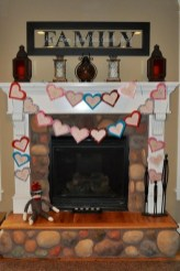 Romantic Home Decoration Ideas For Your Valentines Day 05