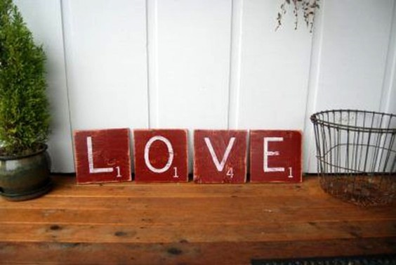 Romantic Home Decoration Ideas For Your Valentines Day 49