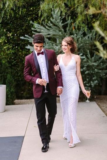 Romantic Valentines Day Wedding Inspiration Ideas 01