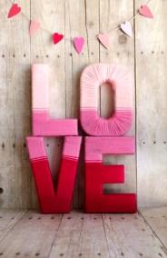 Romantic Valentines Day Wedding Inspiration Ideas 07