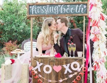 Romantic Valentines Day Wedding Inspiration Ideas 08