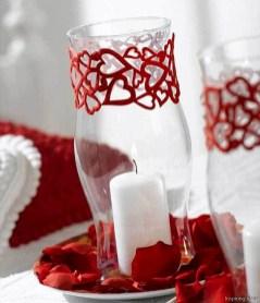 Romantic Valentines Day Wedding Inspiration Ideas 15