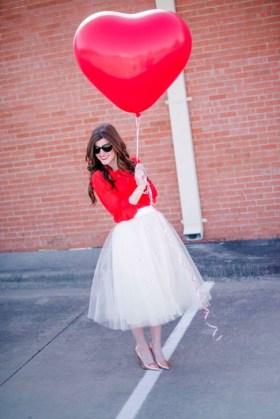 Romantic Valentines Day Wedding Inspiration Ideas 18