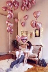 Romantic Valentines Day Wedding Inspiration Ideas 31