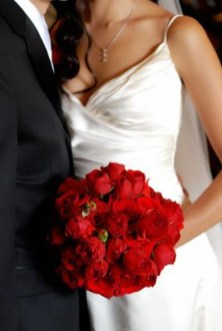 Romantic Valentines Day Wedding Inspiration Ideas 41