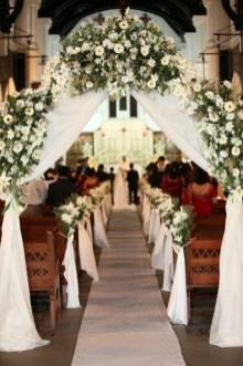 Romantic Valentines Day Wedding Inspiration Ideas 42