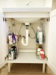 Simple But Modern Bathroom Storage Design Ideas 14
