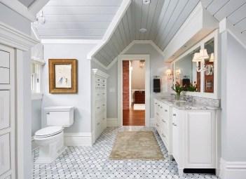 Simple Traditional Bathroom Design Ideas 08