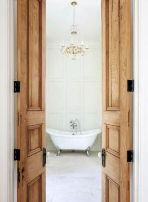 Simple Traditional Bathroom Design Ideas 20