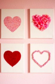 Sweet Heart Crafts Ideas For Valentines Day 14