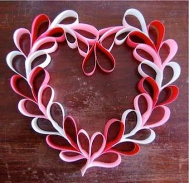 Sweet Heart Crafts Ideas For Valentines Day 29
