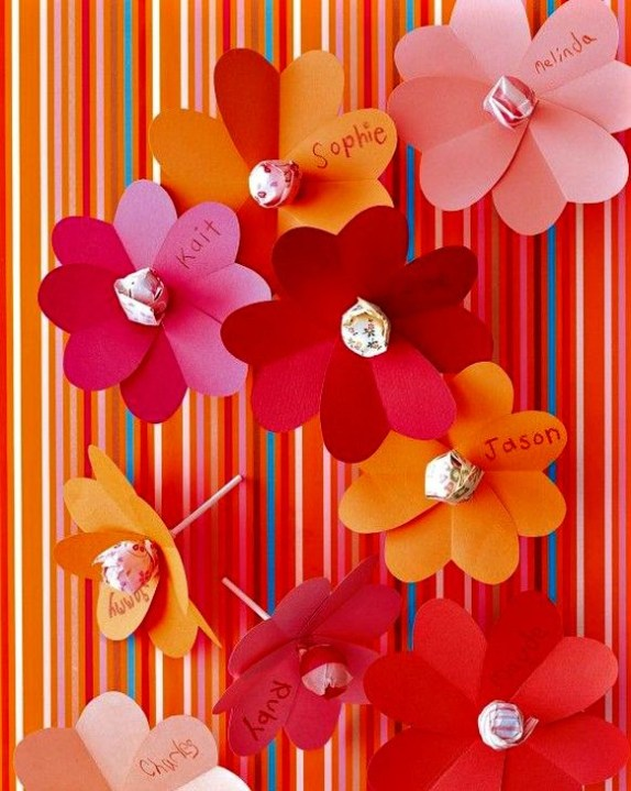 Sweet Heart Crafts Ideas For Valentines Day 40