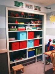 Totally Inspiring Kids Closet Organization Ideas 05