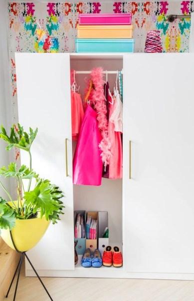 Totally Inspiring Kids Closet Organization Ideas 15