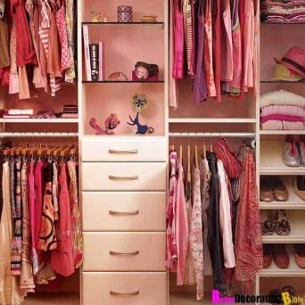 Totally Inspiring Kids Closet Organization Ideas 17