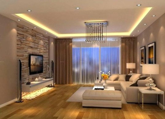 Unique Contemporary Living Room Design Ideas 08