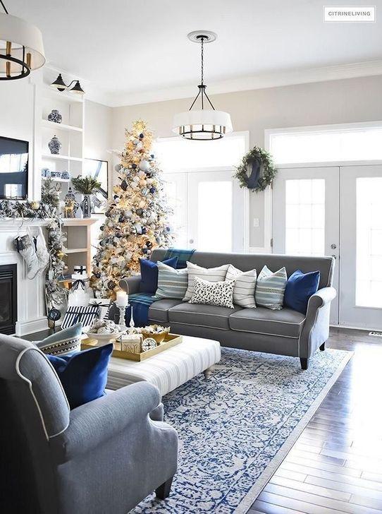 Unique Contemporary Living Room Design Ideas 19