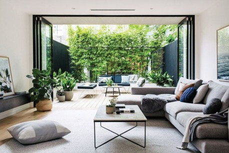Unique Contemporary Living Room Design Ideas 20