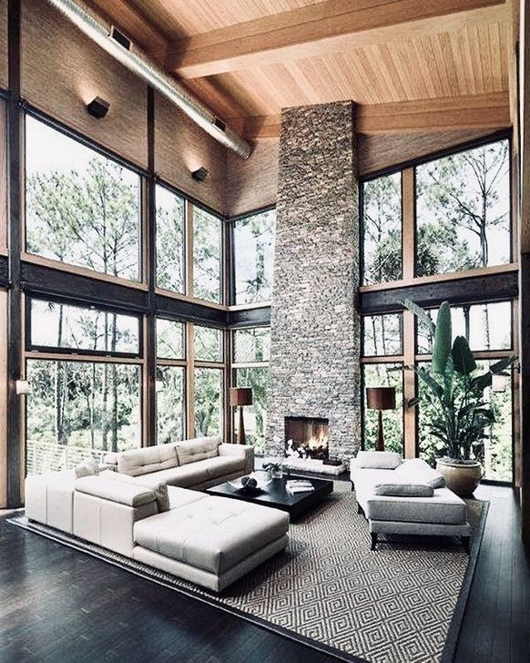 Unique Contemporary Living Room Design Ideas 50