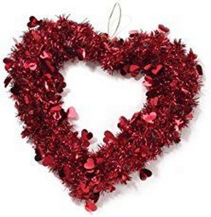 Wonderful DIY Valentines Wreath Decor Ides 16