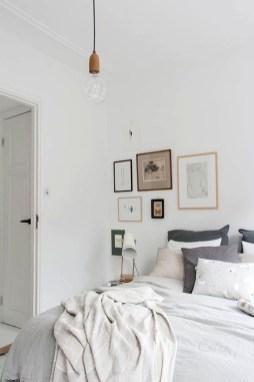 Astonishing Scandinavian Bedroom Design Ideas 07