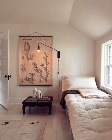 Astonishing Scandinavian Bedroom Design Ideas 14